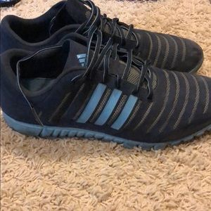 Adidas Athletic Shoes Lightly Worn for Casual